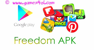 Freedom APK: the Ultimate Troubleshooter of all you Mobile Gaming Problems