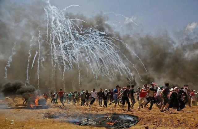 ΑΝΤΑΡΣΥΑ Αργολίδας: Λευτεριά στην Παλαιστίνη