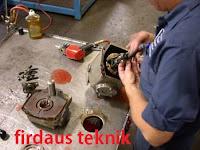 Service Pompa Air KEBAGUSAN | Firdaus Technic
