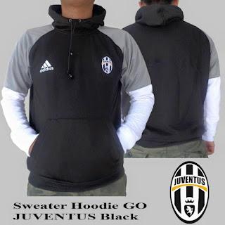 Sweater Distro Bola Juventus Grade Ori