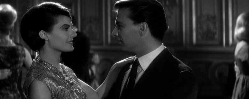 LAST YEAR IN MARIENBAD review