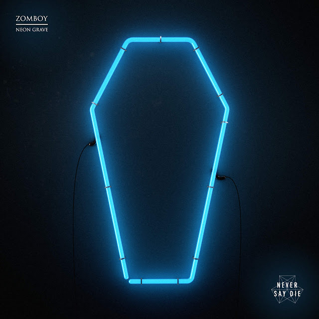 [Exclusive] Zomboy - Neon Grave - EP [iTunes Plus AAC M4A] (2016)