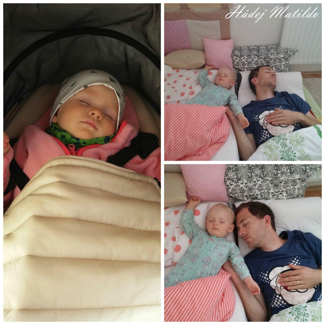 spánek miminka, spánek, denní režim miminka