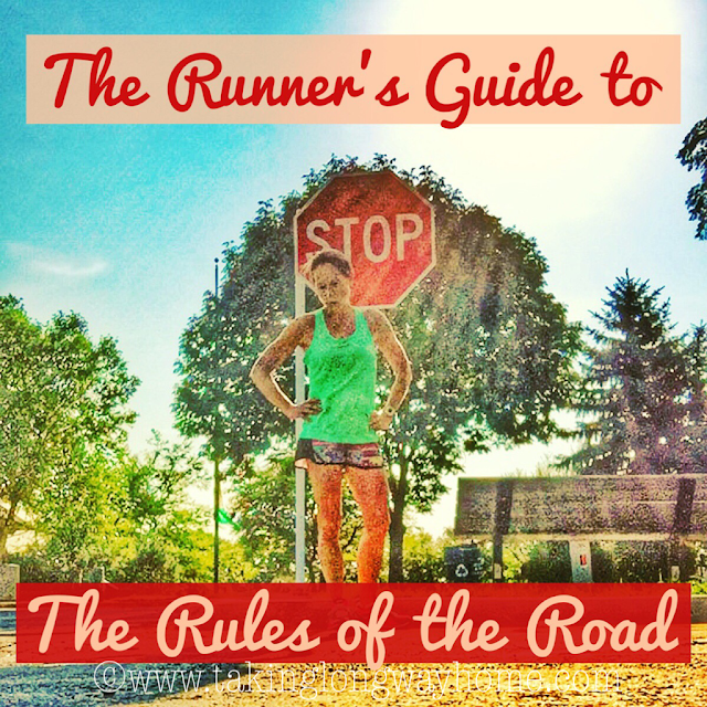The Runner's Guide to The Rules of the Road