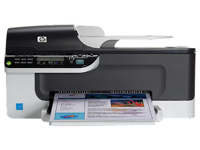Download Driver HP Officejet J4550