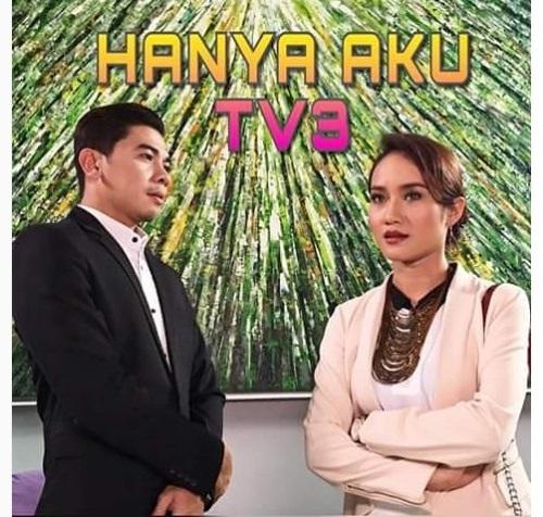 Sinopsis cerekarama Hanya Aku TV3, pelakon dan gambar cerekarama Hanya Aku TV3