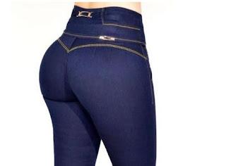 Jeans de moda para Dama Levanta Pompis 2021