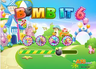 Bom it 6 - chơi game đặt boom it 6 miễn phí