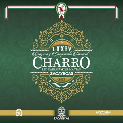 campeonato charro zacatecas 2018