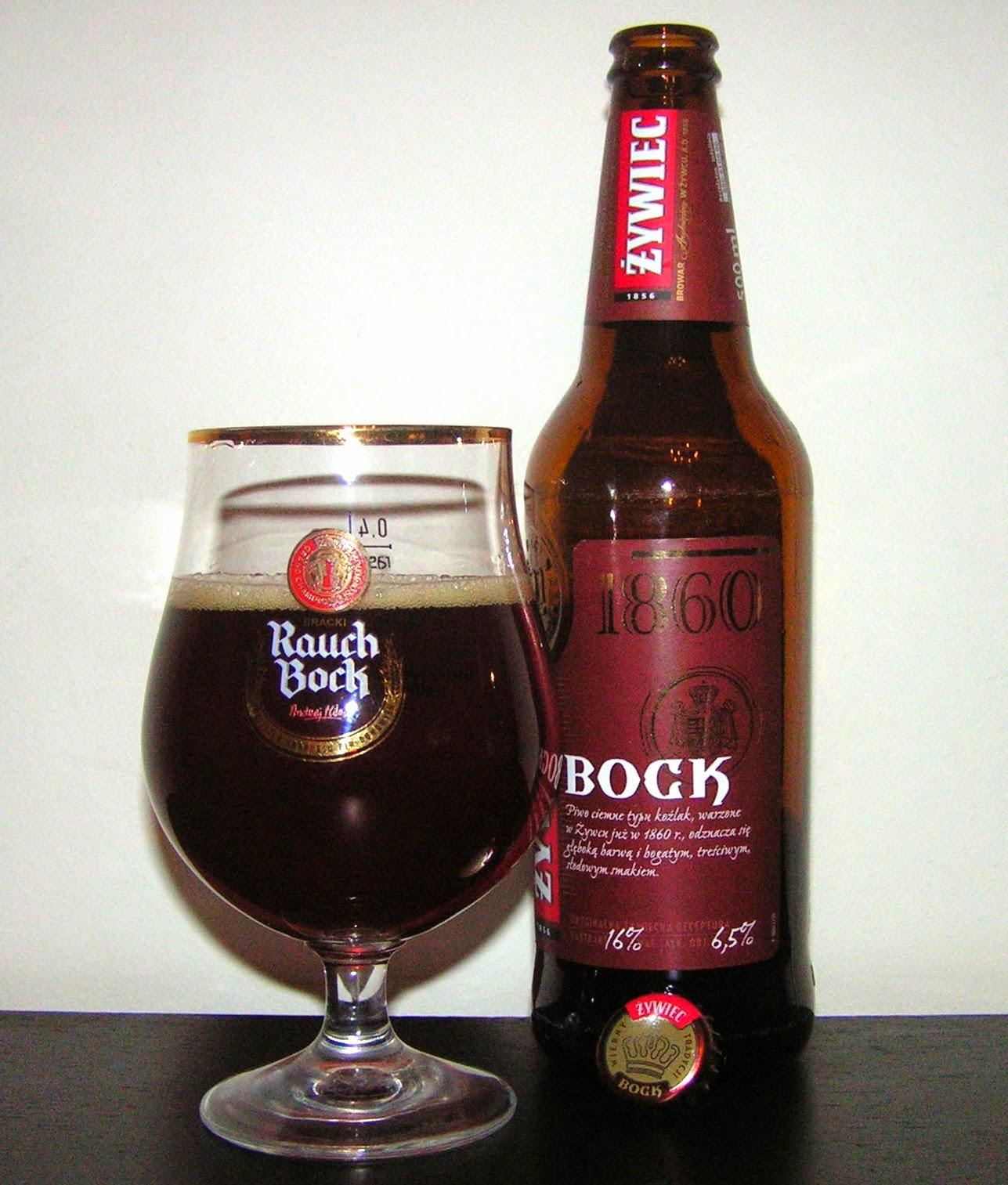 Żywiec Bock | butelka