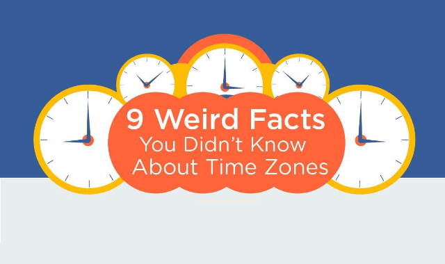 9 Weird Facts You Didn't Know About Time Zones