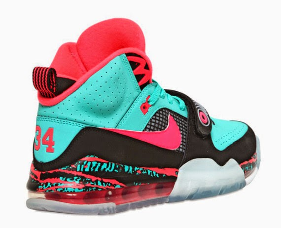 separation shoes 82a25 39b0f Nike Air Max Bo Jax Hyper Jade Black-Light Magnet Grey-Hyper Punch
