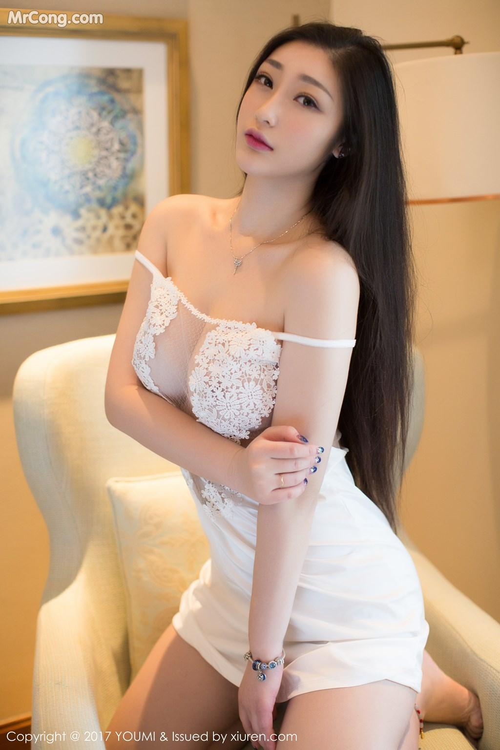 Image YouMi-Vol.077-Daji-Toxic-MrCong.com-033 in post YouMi Vol.077: Người mẫu Daji_Toxic (妲己_Toxic) (49 ảnh)
