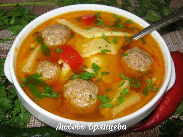 как готовить венгерский суп