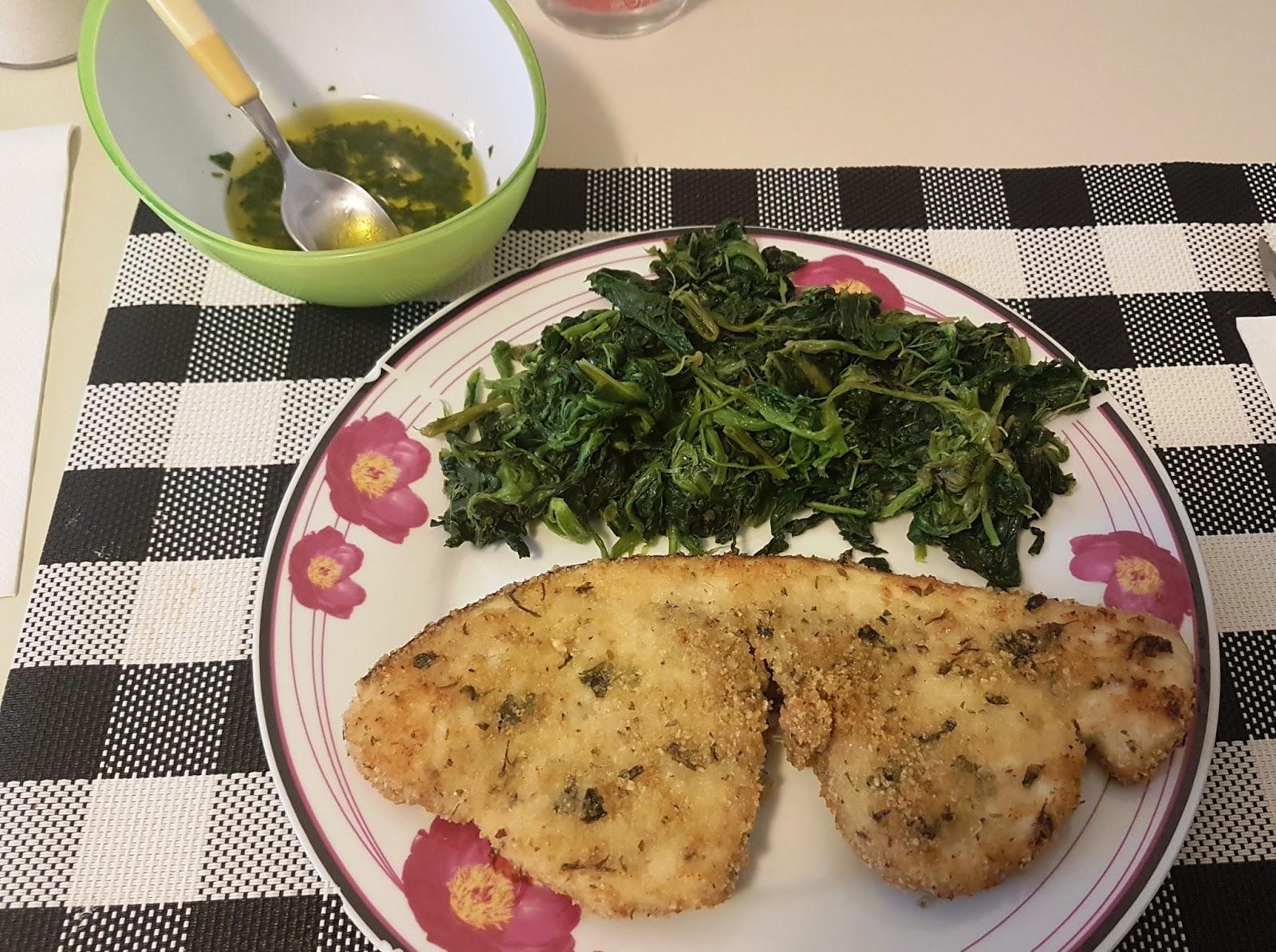 In Cucina Con Ale E Merly Pesce Spada Al Forno
