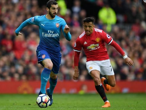 VIDEO: Manchester United 2 – 1 Arsenal [Premier League] Highlights 2017/18