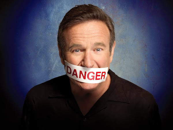 Foto, Video, Robin Williams, Online - BenjaminMadeira.com