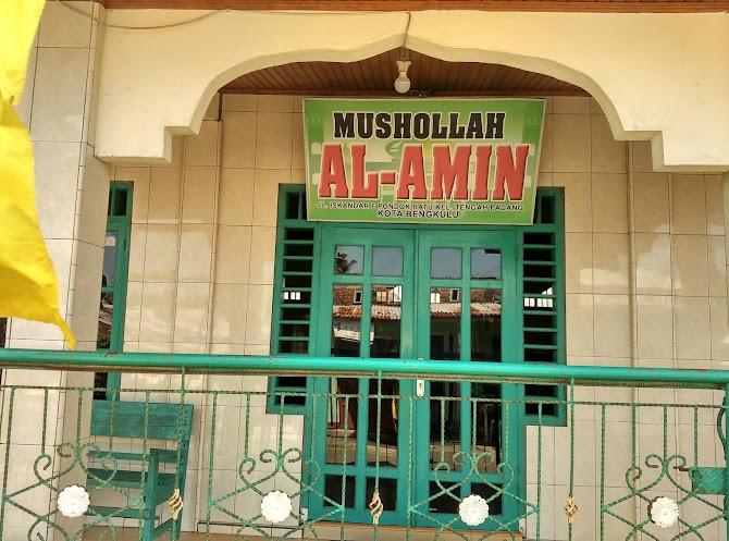 Masjid Al-Amin Tengah Padang Kota Bengkulu