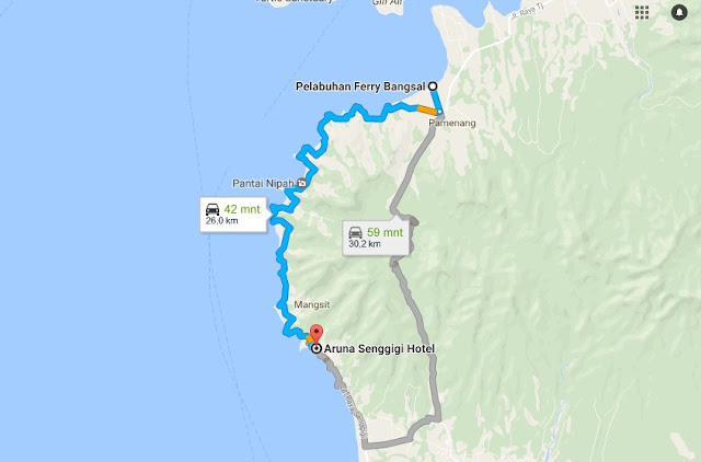 Aruna Senggigi Lombok; Hotel Aruna Senggigi ; Hotel Aruna Lombok;