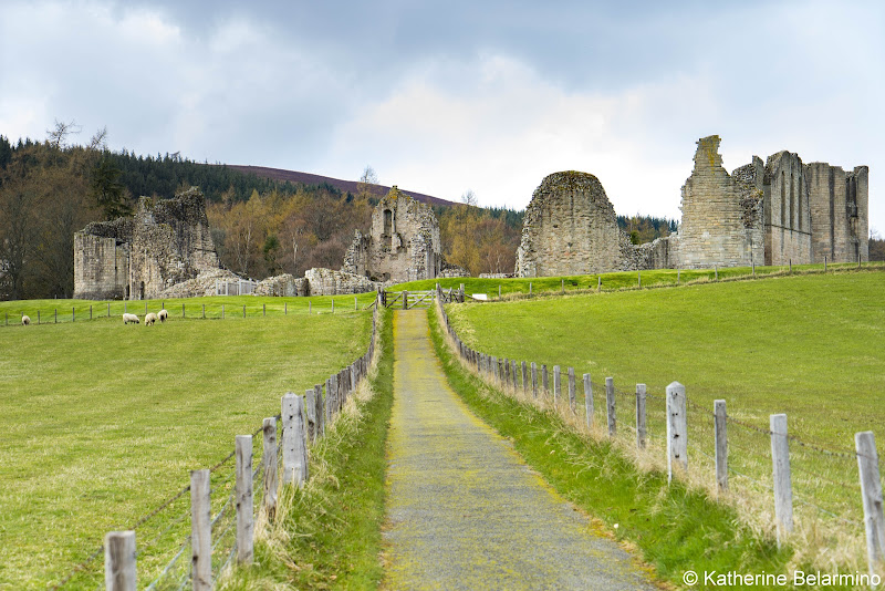Kildrummy Castle Best Castles in Scotland for a Road Trip Itinerary