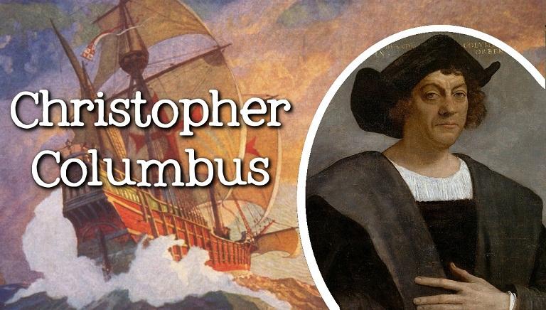 Kisah Pelayaran Chritopher Columbus Mencari Dunia Baru