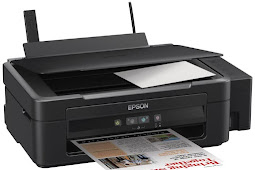 Cara Reset Printer Epson L350 Solusi Waste ink full - Service required Sukses 100%