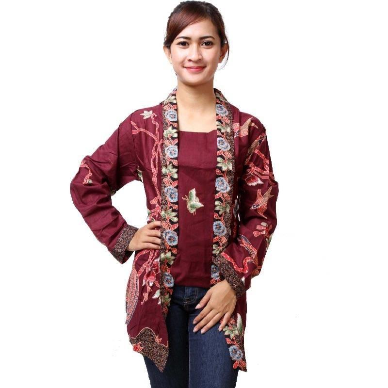 Pakaian Batik Untuk Interview Kerja: 10 Batik Modern Untuk Kerja Kantor Elegan Dan Modis