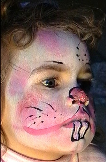 Body Painting Art: Funny Face Painting Ideas