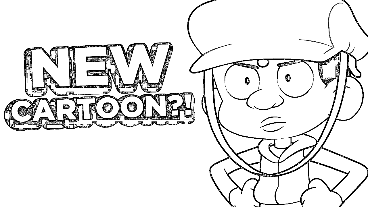 Craig of the Creek coloring page Printable - Coloring Page