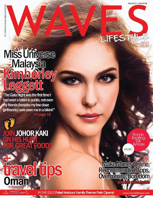 WAVES Lifestyle Magazine