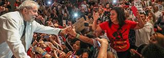 Polícia desiste de prender Lula nesta sexta, informa Band