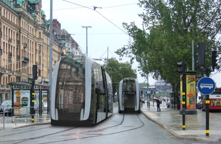 Amazing World Amp Fun New Concept For Double Decker Trams