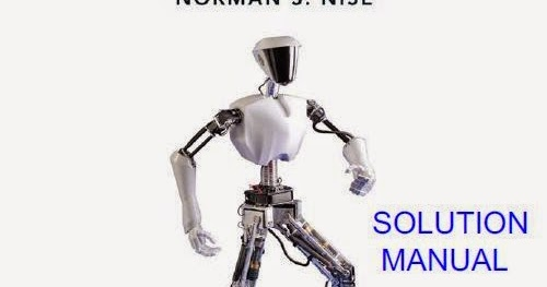 Norman Nise Control