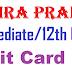 AP Intermediate Admit Card 2019- Download AP 12th Class Admit Card2019 @bieap.gov.in