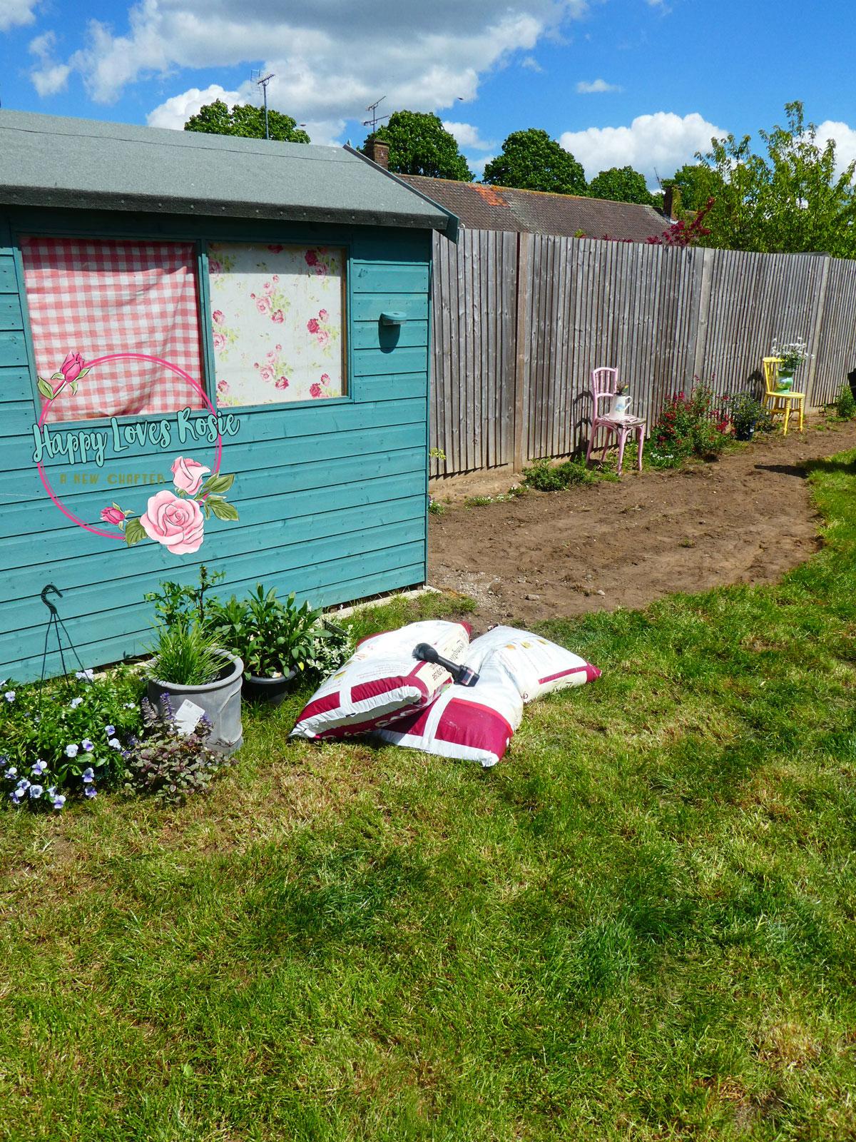 garden design inspired by garden rescue