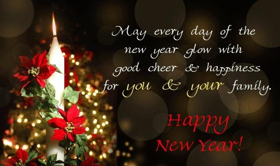 Happy new year greetings 2018 images messages quotes happy new wish someone new year sometimes people are not able to express their feelings and thoughts in words and for that there are many quotes and messages m4hsunfo