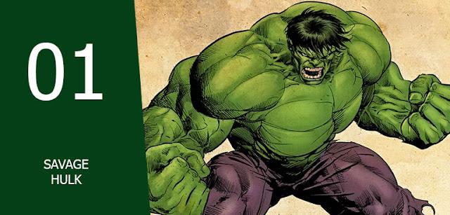 Macam-macam Hulk marvel