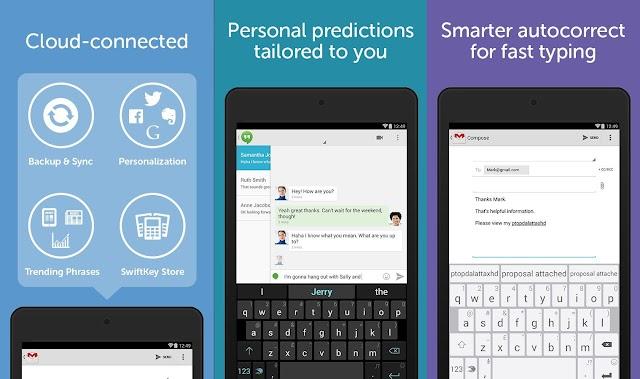 Microsoft compró Swiftkey uno de los teclados más usados en iOS y Android