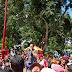Gravação do Caldinho do Tiago temporada 2017 movimenta Praça de Limoeiro