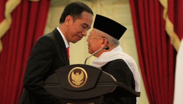 Ma'ruf Amin Dinilai Ideal Jadi Cawapres Jokowi, Setuju?