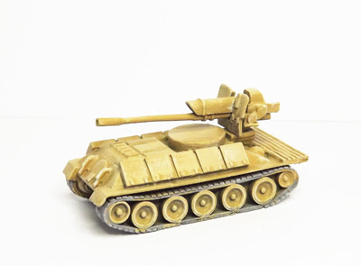 MDV33 - Syrian T-34/122