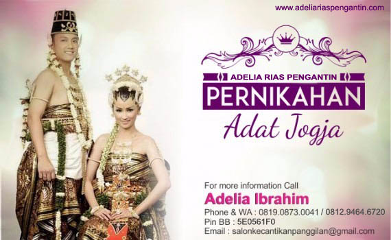 Adelia Make Up Pengantin