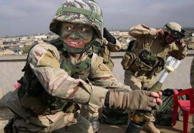 Amerikan ordusu haqqında mif