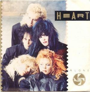 Heart - Alone
