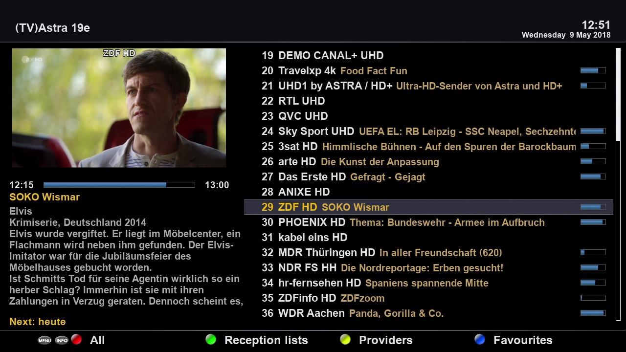 The New Amiko A5 Combo - mysatbox tv