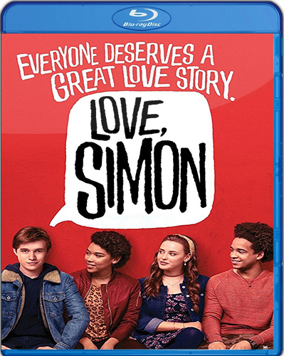 Love, Simon [2018] [BD25] [Latino]