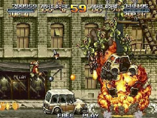 Metal Slug Games For PC Full Version