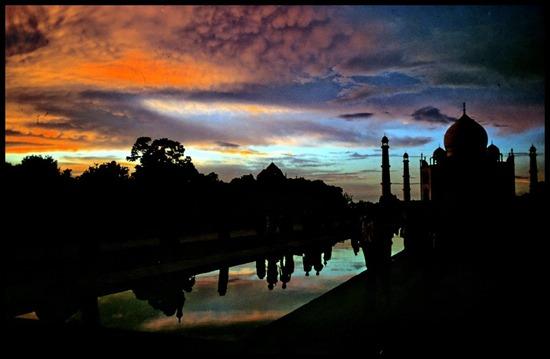 Wallpaper Downloads Tajmahal At Sunset Wallpaper