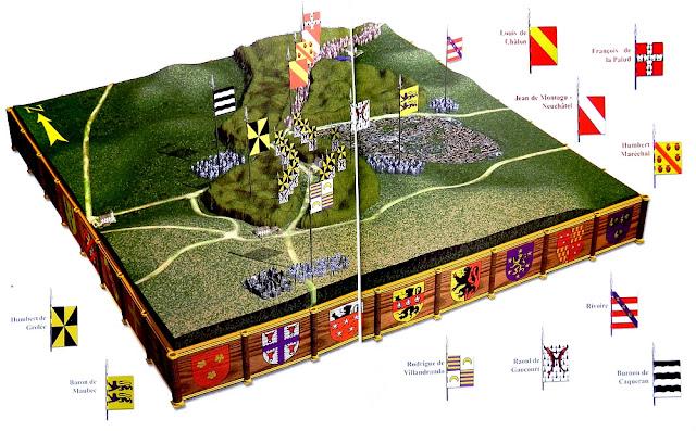 La Bataille d'Anthon (11 juin 1430)