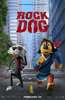 Rock Dog, El perro rockero (2016)